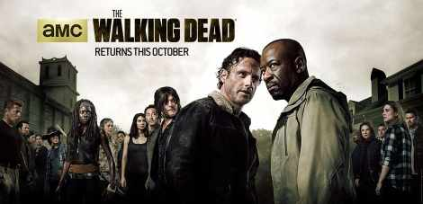 Rick, Daryl, Carol, and the group at Alexandria return this fall on AMC
