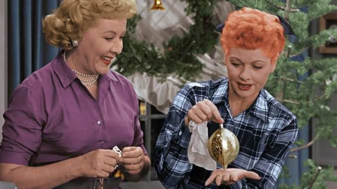 cbs has just announced that they will air another i love lucy christmas special this december following the great success of last years first ever color - I Love Lucy Christmas Special