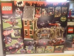 Lego Batcave (Back)