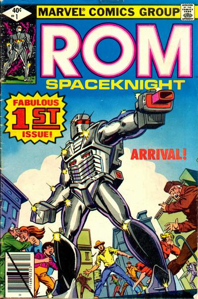 What Made ROM Spaceknight Worth Reading