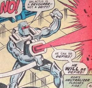 Rom #26 (Jan. 1983)