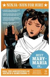 A+A Marry Maria