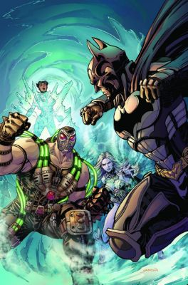 Injustice Gods Among Us Year Five #3