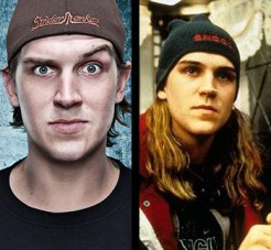 Jason Mewes (Kevin Smith films as Jay)