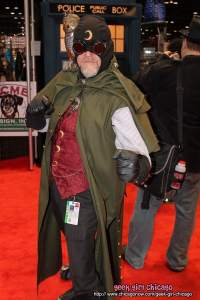 This is my husband taken by Geek Girl Chicago at C2E2 2014