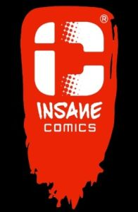 Insane Comics logo