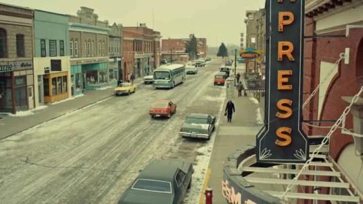 Fargo town