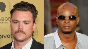 Clayne Crawford and Damon Wayans Sr. as Martin Riggs and Roger Murtaugh, respectively