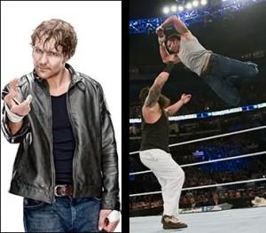 WWE Dean