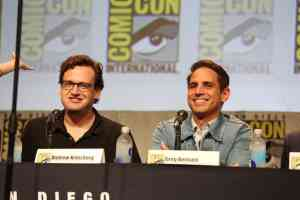 Executive Producers Andrew Kreisberg and Greg Berlanti and SDCC 2016