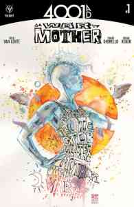 Cover A by DAVID MACK