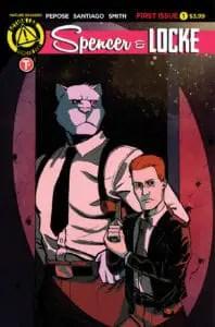 Main Cover by Jorge Santiago, Jr.