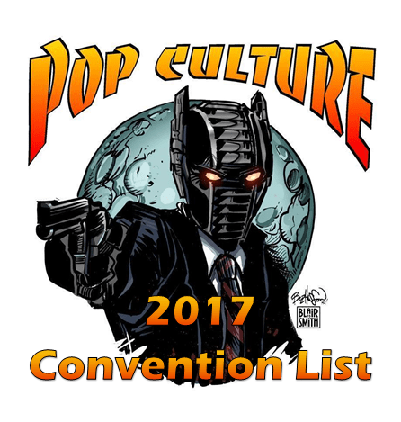 The 2017 List of Cosplay Conventions is Here!