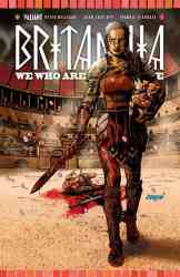BRITANNIA: WE WHO ARE ABOUT TO DIE #1 (of 4) – Variant Cover by Dave Johnson
