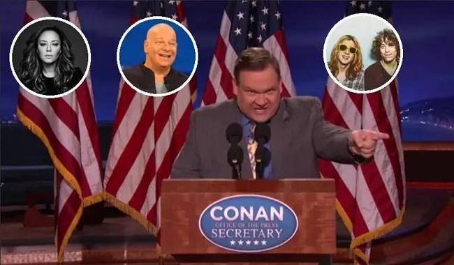 Conan January 25, 2017