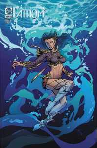 Fathom Cover C by Green