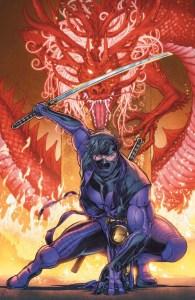 ninjak The seven Blades of Master Darque
