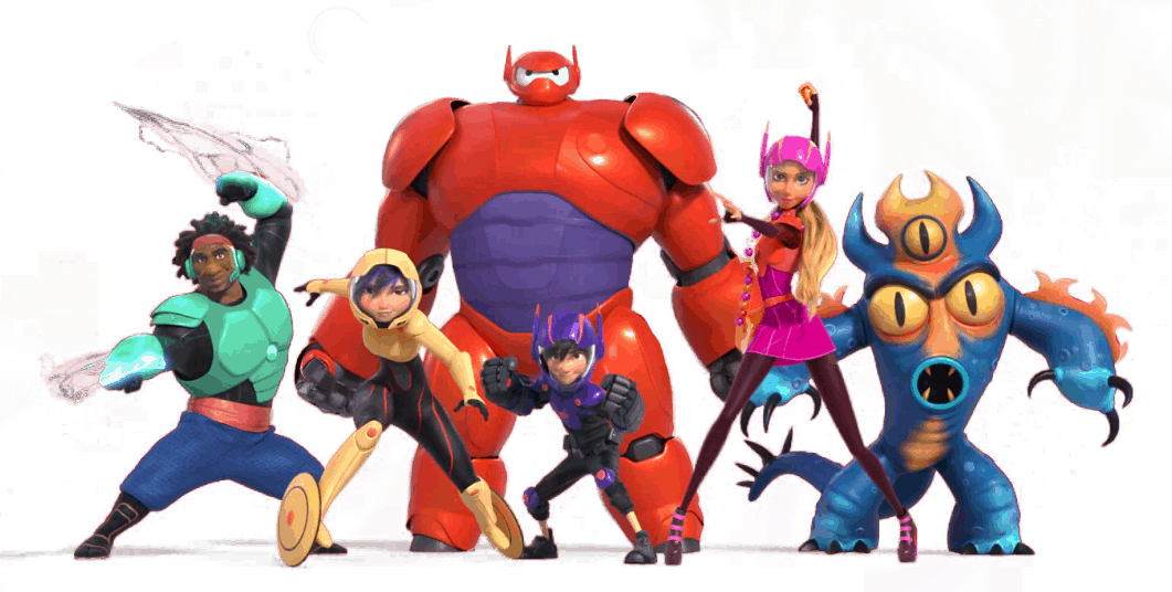 'Big Hero 6: The Series' Renewed For a Second Season Before Its Premiere