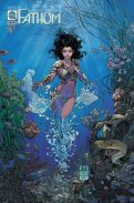 All New Fathom #1 - 12 Copy Variant by Talent Caldwell