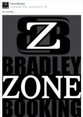 Bradley Zone Booking