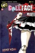 Dollface #2 - Cover A by Dan Mendoza