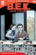Black Eyed Kids #12 - Digital ComiXology Variant by Zagari & Eltaeb