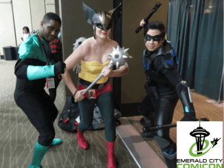 Emerald City Comic Con 2017