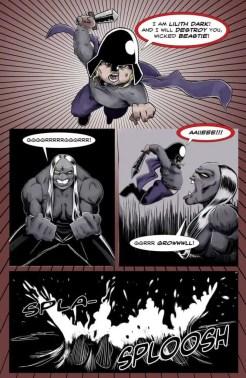 Lilith Dark #1 - page 7
