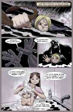 Lilith Dark #1 - page 8
