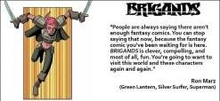 Brigands praise 4