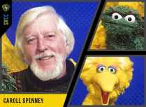 Has Performed Big Bird and Oscar the Grouch on Sesame Street for Over 45 Years