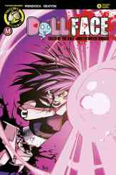 Dollface #6 - Cover D - Tattered and Torn Variant by Marco Maccagni