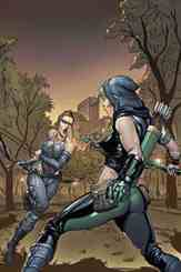GFT Robyn Hood I Love NY #11 - Cover B by Marc Rosete