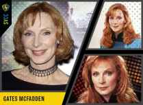 Saturday and Sunday - Dr. Beverly Crusher in Star Trek: The Next Generation