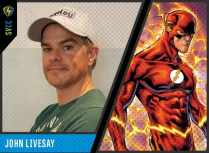 Comic book artist and inker for Marvel, DC, Valiant, Image, and Top Cow