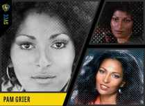 Friday, Saturday and Sunday - Played bold, powerful women in films such as Coffy and Foxy Brown