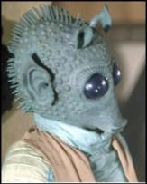 Paul Blake - Greedo, Star Wars: A New Hope