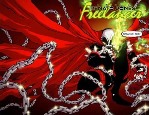 RENATO JONES: SEASON TWO #1