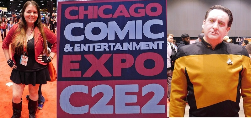 Cosplay Photos: C2E2 2017 Saturday Part 1