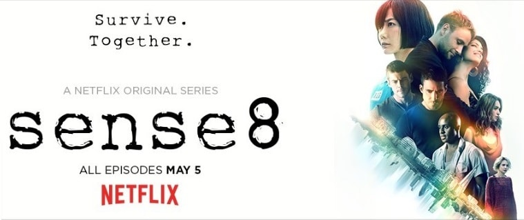 "'Sense8"" - Season 2 Returns to Netflix May 5th"