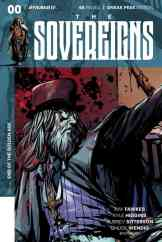 Sovereigns #0 - Cover B by Johnny Desjardins