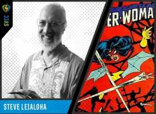 Best known for his work on Marvel Comics Spider-Woman series and Fables from Vertigo