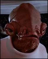Tim Rose - Admiral Ackbar, Star Wars: Return of the Jedi & The Force Awakens