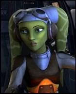 Vanessa Marshall - Hera, Star Wars: Rebels