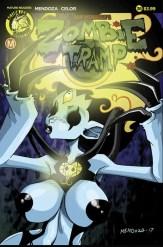 Zombie Tramp #36 - Cover C by Dan Mendoza