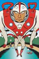 Divinity #0 - Variant Cover by Peter Bagge