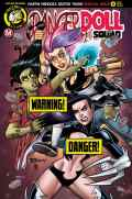Danger Doll Squad #0 - Cover F