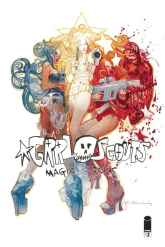 GRRL SCOUTS: MAGIC SOCKS #2 Cover B by Mahfood