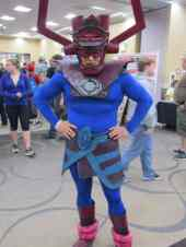 Devourer of Worlds..Galactus!