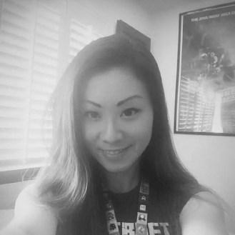 Retailer/Fan Relations Manager Lisa Wu